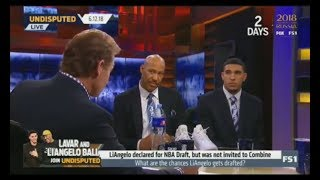 """Lavar Ball Be Honest is Lonzo & Gelo a Bust?"" (2018 NBA) interview"