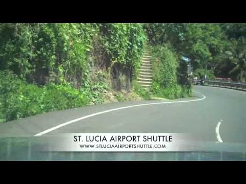 Journey From Soufriere to St. Lucia Hewanorra International Airport