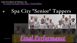 "Spa City ""Senior"" Tappers : Finals Performance  : 4th A.S.T.S  (Virtual Edition)"