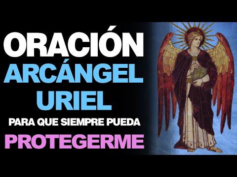 🙏 Oración al Arcángel Uriel PARA LA PROTECCIÓN ¡Ayúdame! 🙇