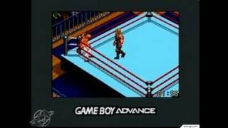Fire Pro Wrestling 2 Game Boy Gameplay_2002_07_29