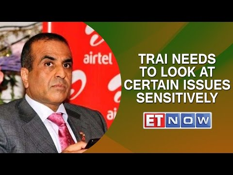 Bharti Ent. CEO Sunil Mittal: TRAI Needs To Look At Certain Issues Sensitively