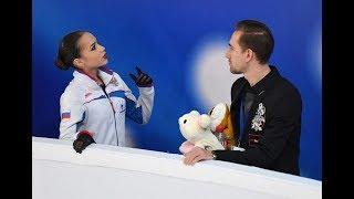 Даниил Глейхенгауз рассказал о своём виденье того что произошло с Алиной Загитовой в финале Гран пр