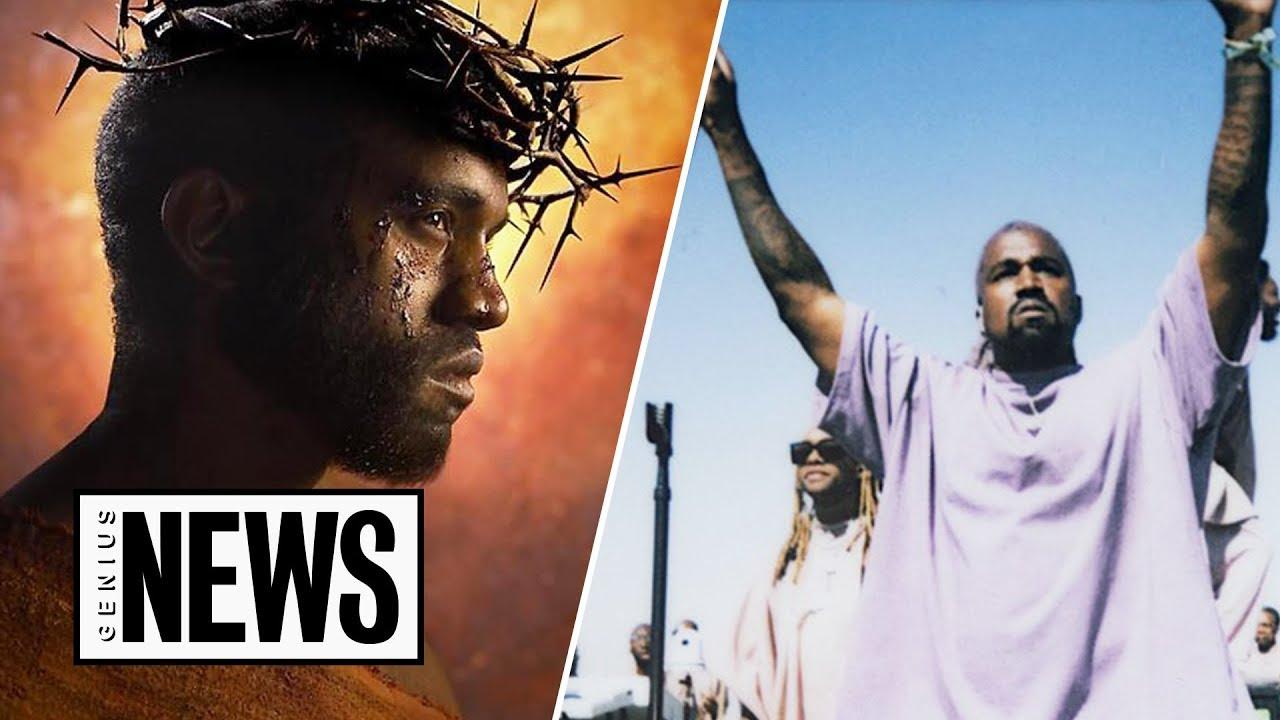 How Kanye Wests Religious Lyrics Led To Jesus Is King Genius News
