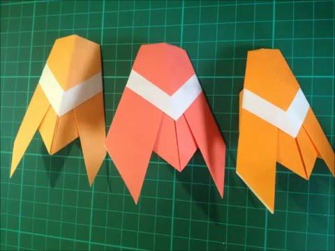ハート 折り紙 折り紙 セミ 簡単 : youtube.com