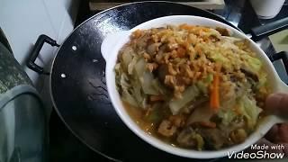 〈 職 人吹水〉 蝦米冬菇紹菜煮粉絲