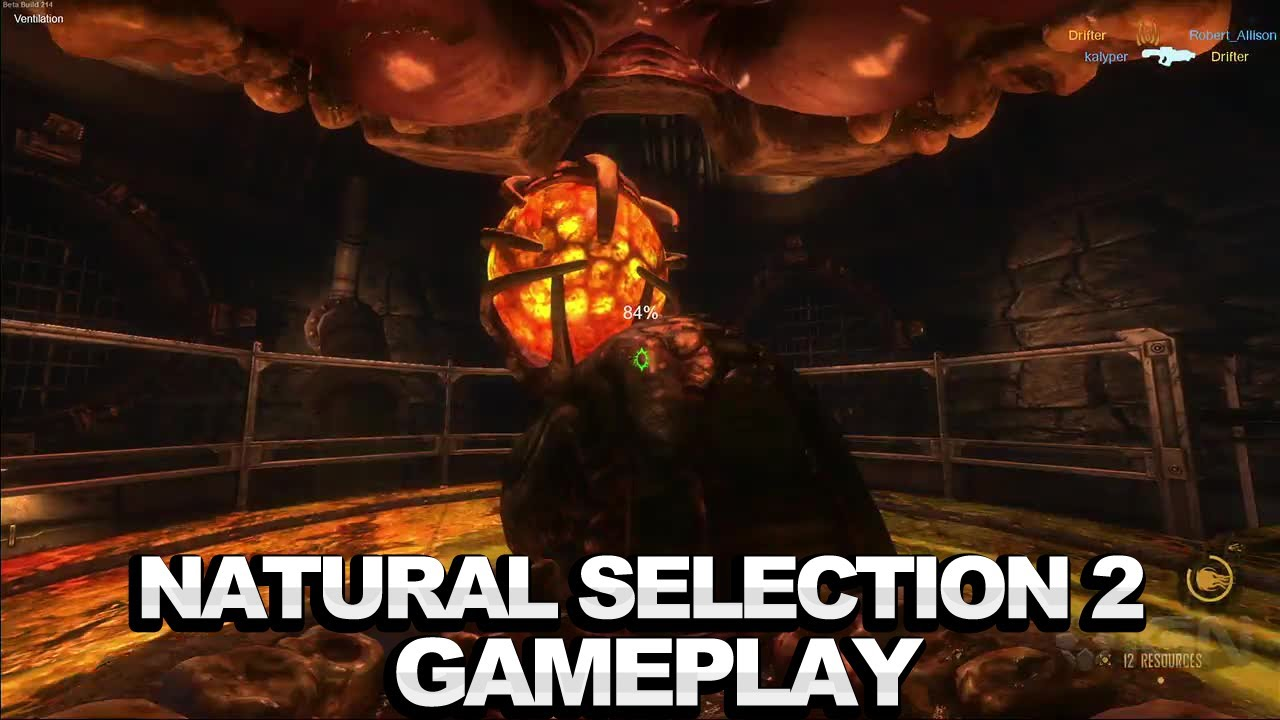 Natural Selection  Alien Gameplay