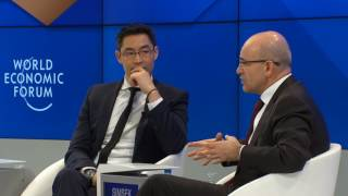 Davos 2017 - A Conversation with Mehmet Simsek, Deputy Prime Minister of Turkey