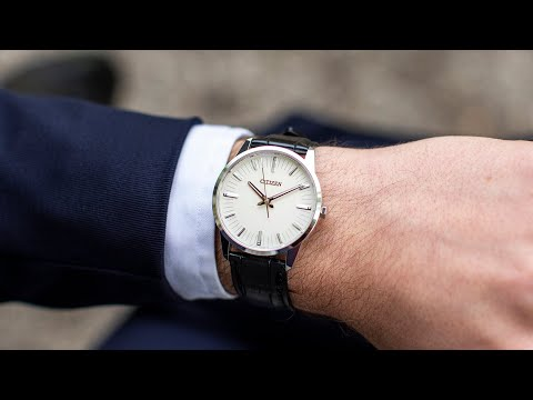 Review: The Most Accurate Watch Ever Made? | Citizen Eco-Drive Cal. 0100