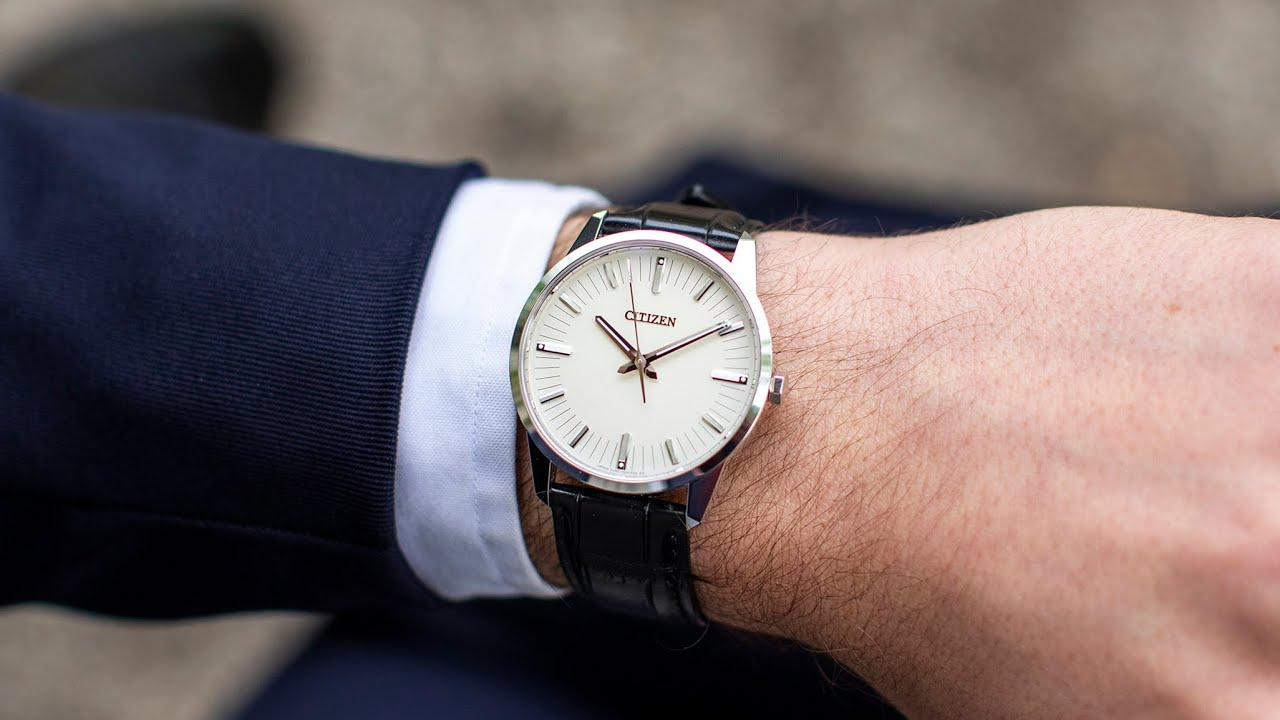 Review: The Most Accurate Watch Ever Made? | Citizen Eco-Drive Cal  0100