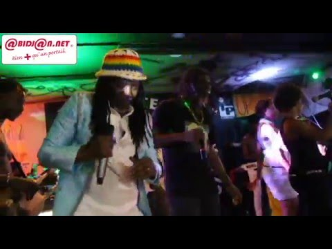 Exclusivité: Alpha Blondy et Tiken Jah chantent Brigadier Sabari