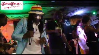 Exclusivité: Alpha Blondy et Tiken Jah chantent Brigadier Sabari