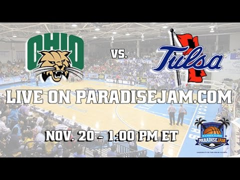 Ohio vs. Tulsa- 2015 Paradise Jam
