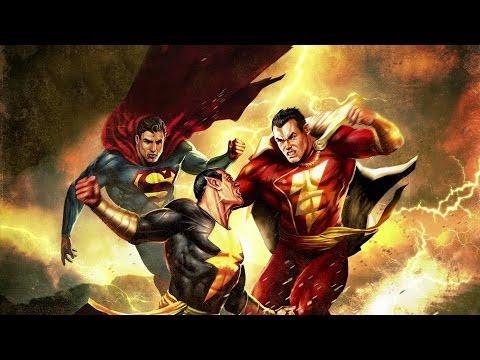 Superman/Shazam: The Return Of Black Adam (2010) Movie Review by JWU streaming vf