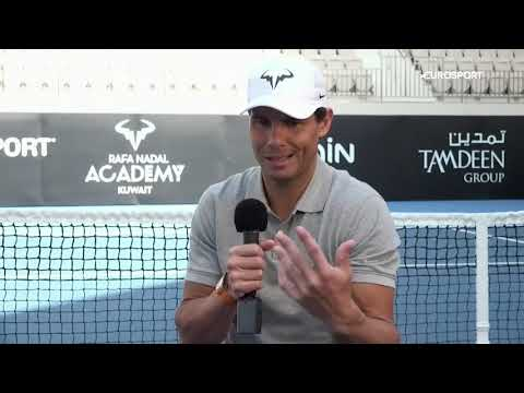 Rafael Nadal Press Conference Sf Atp Cup 2020 Youtube