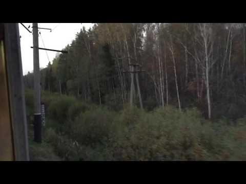 Электричка Арзамас - Нижний Новгород