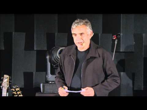 TEDxESPM - Paulo Markun - Onstage Host Introdução Niemayer