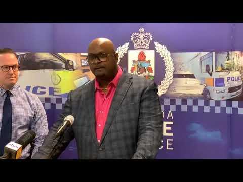 Police Press Conference On Murder, Sept 30 2020