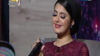 نسرين أيمن طالبة اعلام موهوبة في الغناء.. تحكي قصتها مع الشهرة على ألحان نجوم الغناء