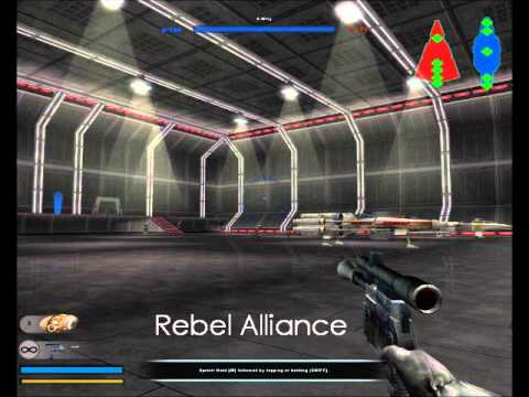 Star Wars Battlefront 2: Hanger Quotes Galactic Civil War