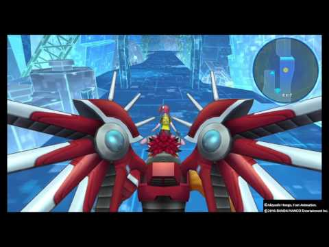 DIGIMON STORY CYBER SLEUTH: Gekomon's Property