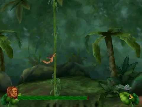 Tarzan juego pc