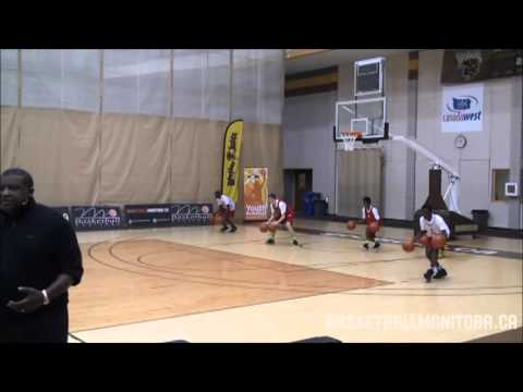 Butch Carter - Building a Basketball Practice Plan