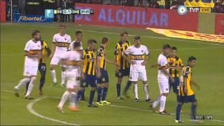 Boca 2 - Rosario Central 1- Fecha 11 Torneo transición 2014