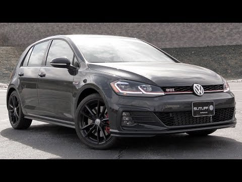 2019 Volkswagen Golf GTI: Review