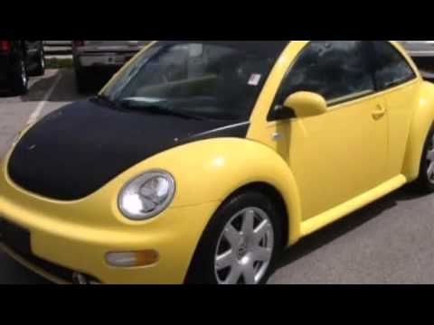 2002 Volkswagen New Beetle Indianapolis IN 46168 PV3437C