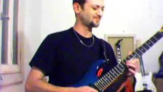 Nightwish - meadows of heaven guitar version