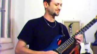 Nightwish - meadows of heaven guitar version