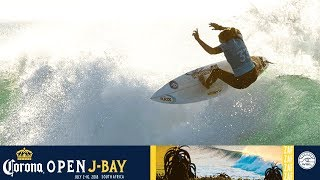 Pallet vs. Lima vs. Macaulay - Round One, Heat 2 - Corona Open J-Bay - Women's 2018