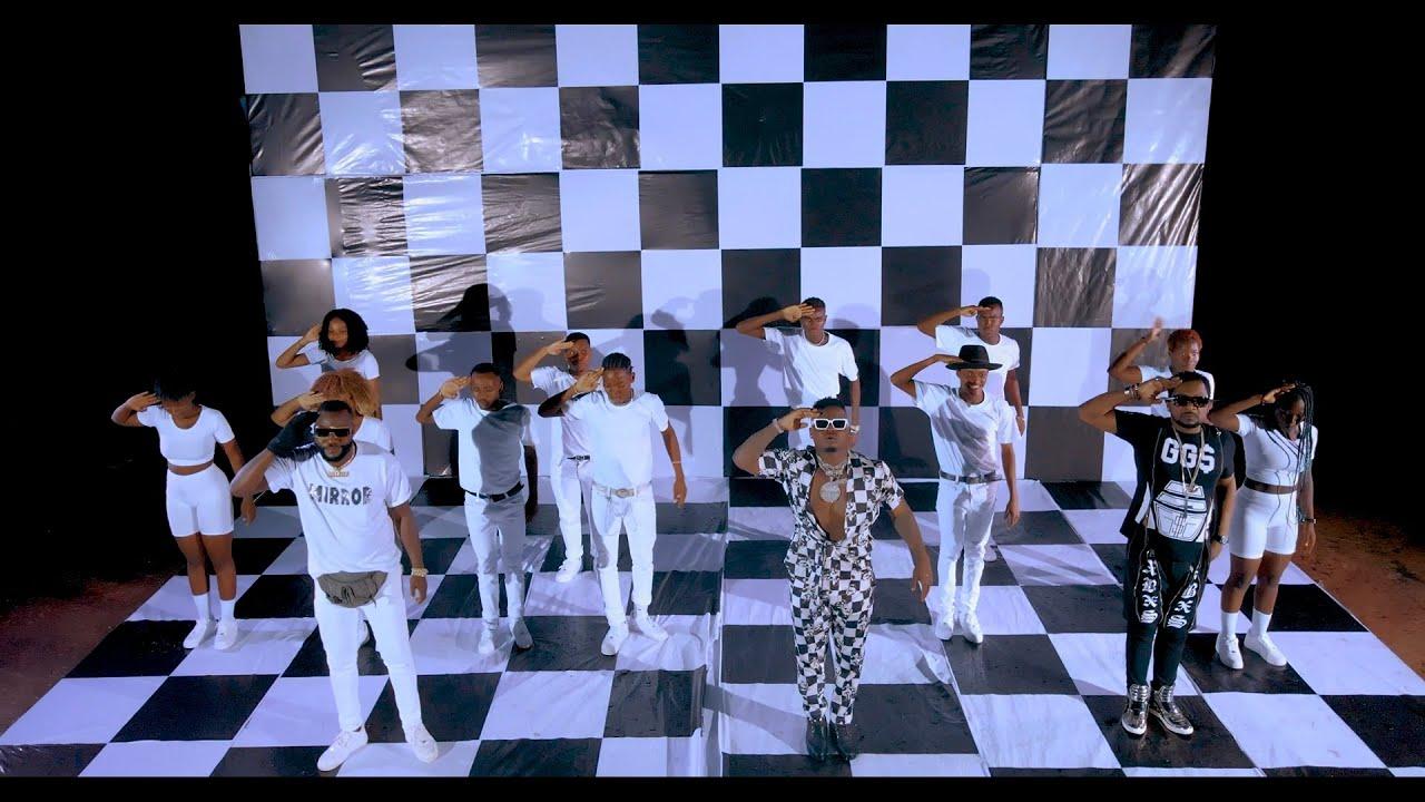 Download Harmonize ft Awilo Longomba & H baba - Attitude (Official Music Video)