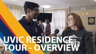 UVic Residence Tour -- Highlights