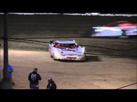 Quincy Raceways Late Model Feature 9-20-15