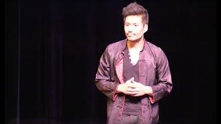 Redefining Asian Masculinity | Kevin Kreider | TEDxBergenCommunityCollege