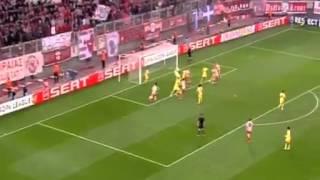 Ολυμπιακός - Μέταλιστ Χάρκιβ 1-2    (16-3-2012)