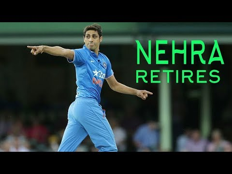 ASHISH NEHRA'S FINE LAST OVER VS PAKISTAN AT KARACHI 2004! POST MATCH INTERVIEW ALSO