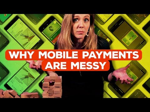 Why mobile payments are a mess (Bridget Breaks It Down)