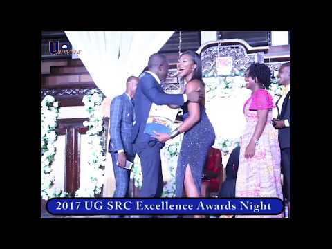 2017 University of Ghana SRC Excellence Awards/Who won What?