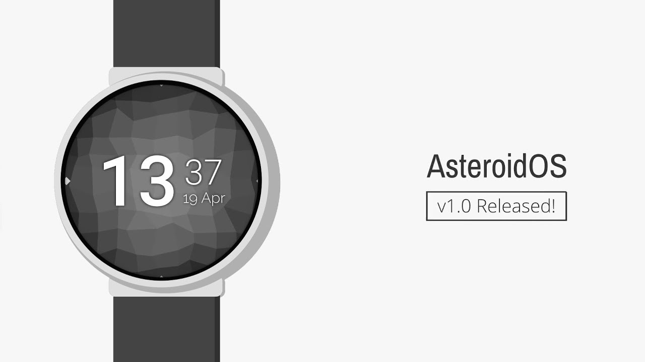 Hack your wrist - AsteroidOS