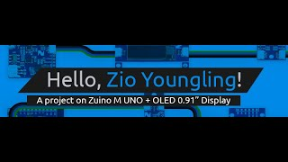 Hello Zio Youngling Project