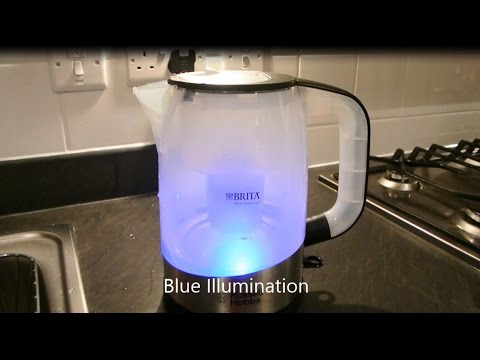 Brita purity kettle