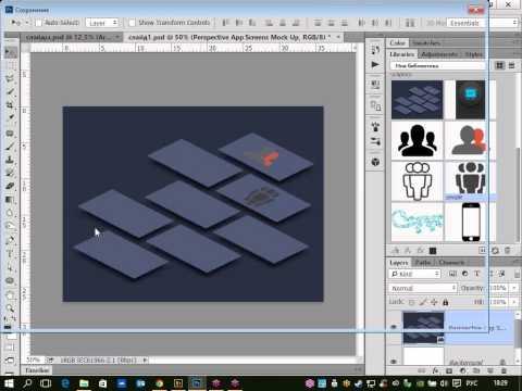 Adobe Photoshop. Презентации