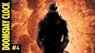 Doomsday Clock #4 - Rorschach i jego historia
