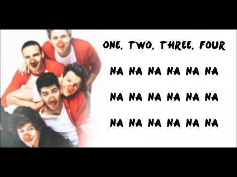One Direction- One Way Or Another (HD) + Lyrics + Download Link