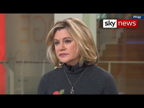 Justine Greening: Conservatives ready to 'hand the keys' to Labour