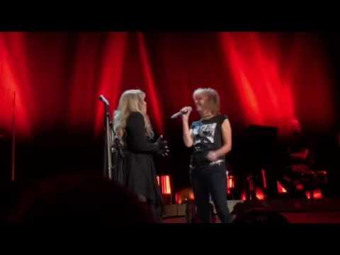 Stevie Nicks and Chrissie Hynde Stop Draggin' My Heart Around - Austin SXSW 3/12/17 PART 1