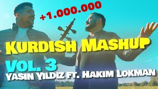 KURDISH MASHUP VOL 3  YASIN YILDIZ FT HAKIM LOKMAN  KEMANCE official Video by halilnorris